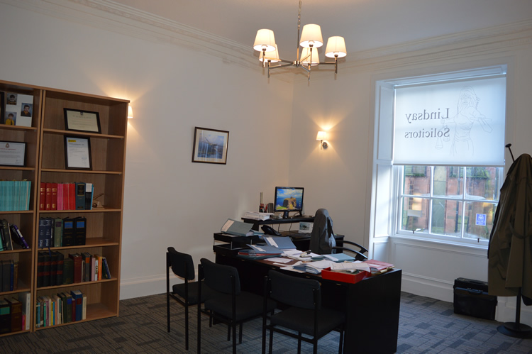 Lindsay Solicitors - Office Renovation